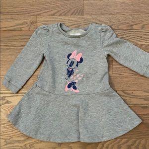 Adorable Gap Minnie Mouse dress. Size 2.